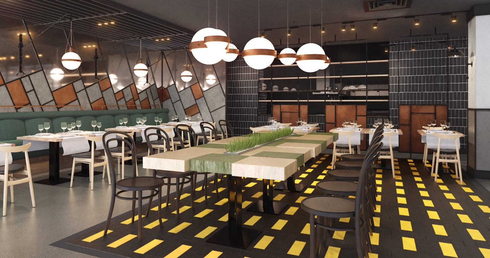 Projektowanie i remont restauracji