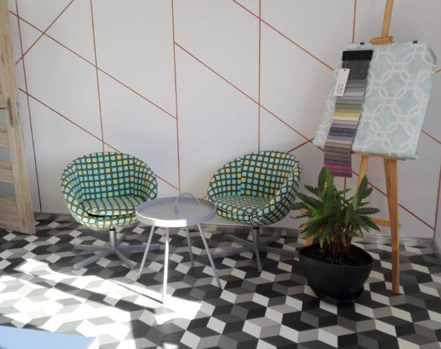 Biuro- ...bo im piękniejsze wnętrze, tym chętniej chce się w nim przebywać ;)