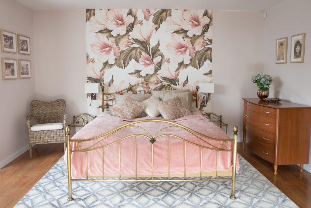 Rewitalizacja sypialni, ożywiamy sypialnię pozostawiając twoje ulubione meble