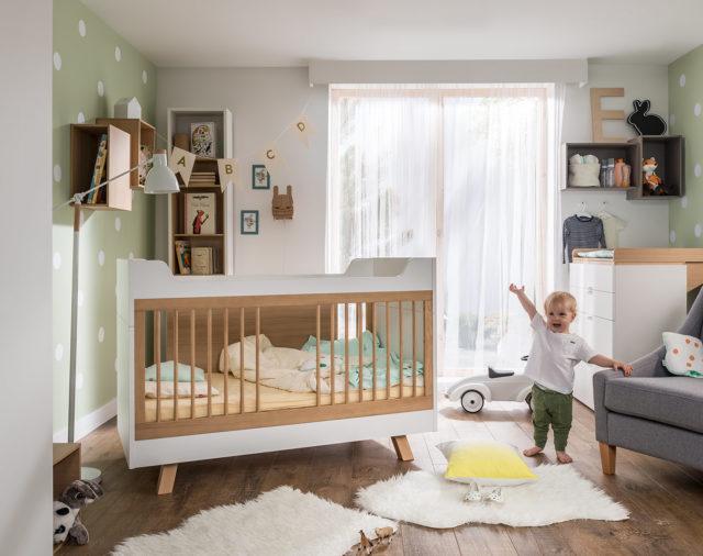 Jak zaaranżować pokój dla niemowlaka?