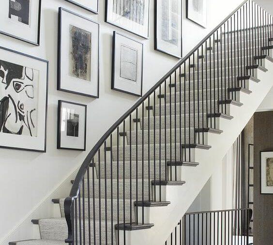 Jak zaaranżować klatkę schodową w domu?