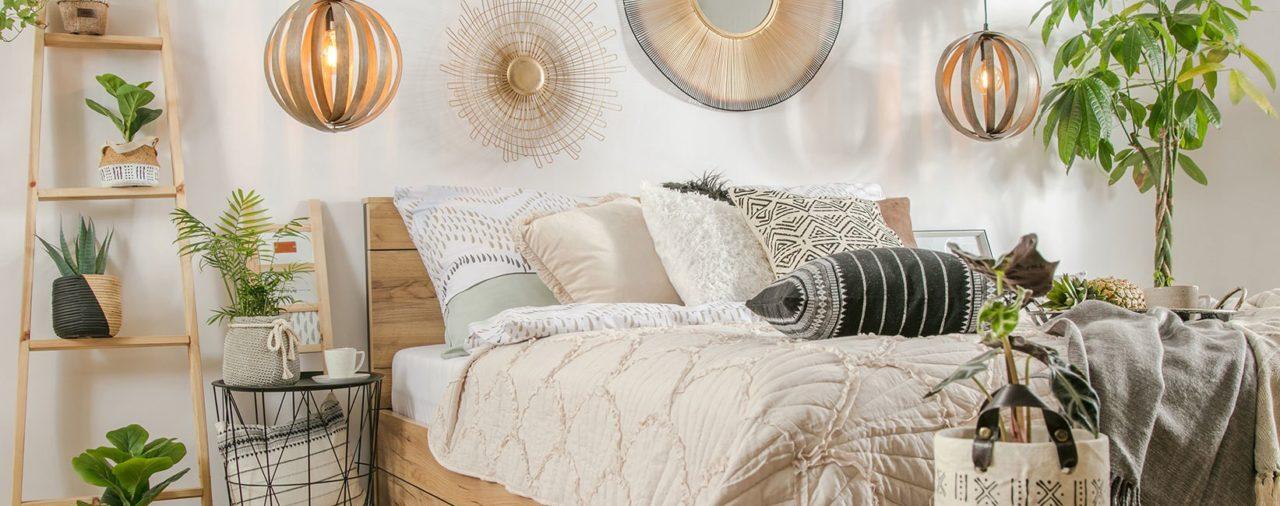 Jak urządzić sypialnię w stylu boho?