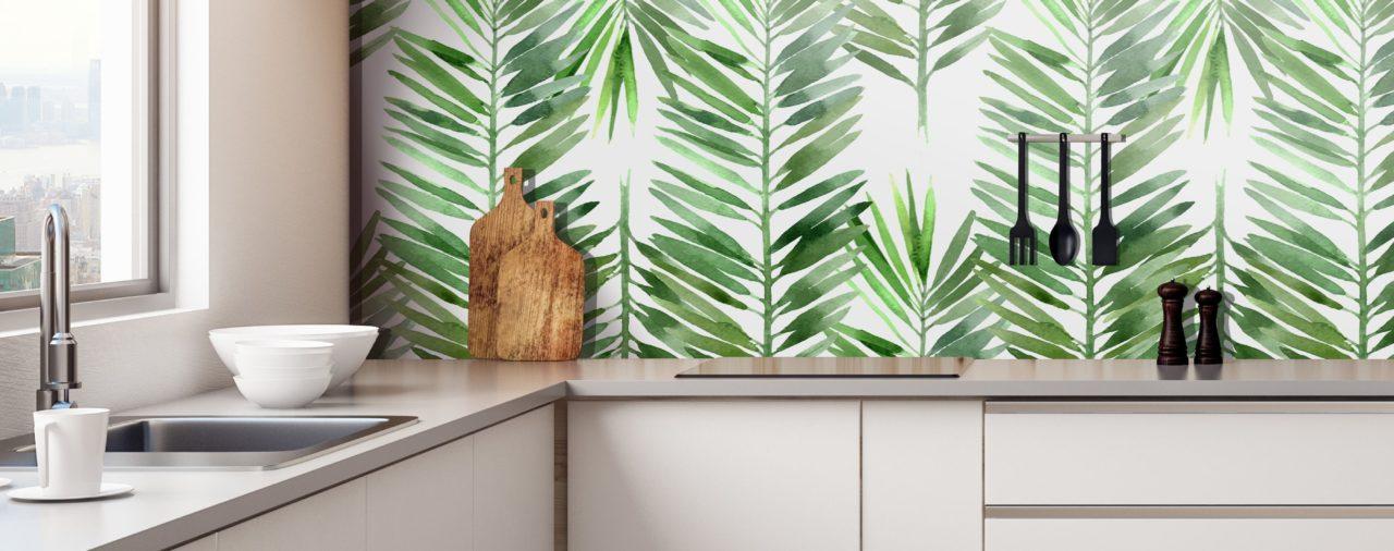Jaka tapeta sprawdzi się najlepiej do kuchni?
