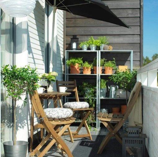 Pomysły na urządzenie balkonu w bloku