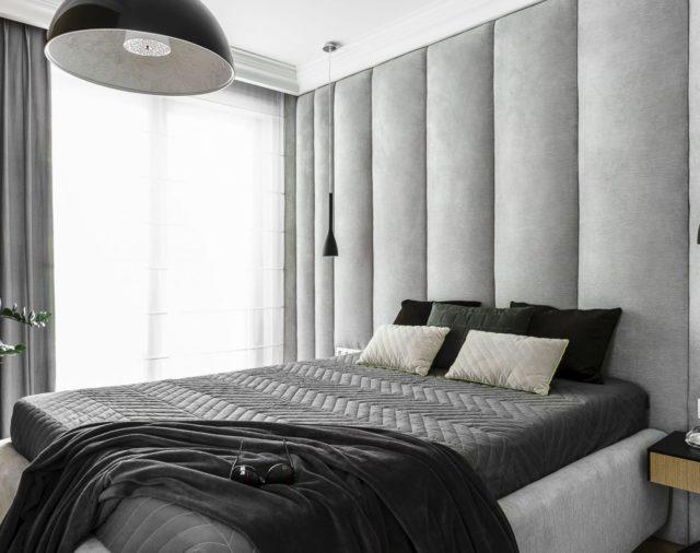 5 pomysłów na zaaranżowanie ściany za łóżkiem w sypialni
